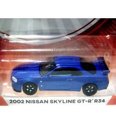 Greenlight - Tokyo Torque - Nissan Skyline GT-R R34