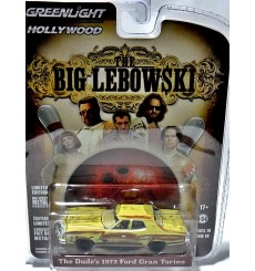 Greenlight Hollywood - The Dude's 1973 Ford Gran Torino