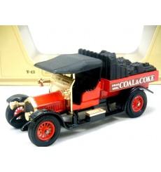 Matchbox Models of Yesteryear (Y13) - 1918 Crossley Coal & Coke Truck