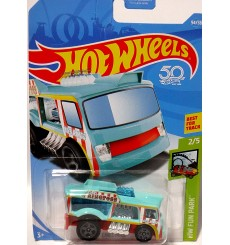 Hot Wheels - Gotta Go - Hot Rod Port-O-Potty Truck