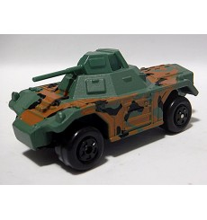 Matchbox Weasel Military Armored Attack Vehicle