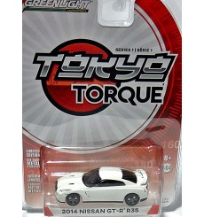Greenlight - Tokyo Torque - Nissan Skyline GT-R R35