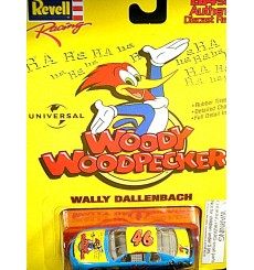 Revell Wally Dallenbach 1997 Woody Woodpecker Chevrolet Monte Carlo NASCAR Stock Car