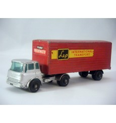 Matchbox Major Packs Bedford Tractor and LEP Trailer