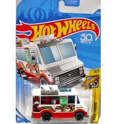 Hot Wheels - Sushi Food Truck