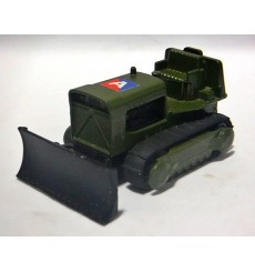Matchbox -Military Bulldozer