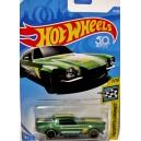 Hot Wheels - 1970 Chevrolet Split Bumper Camaro  Hotchkis