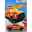 Hot Wheels Ford F-150  CrewCab Rescue Pickup Truck