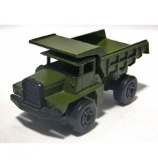 Matchbox - Military MACK Dump Truck