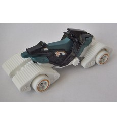 Hot Wheels - Snow Stormer Snowmobile