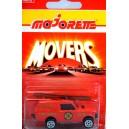 Majorette Movers -Land Rover - Range Rover Fire Truck