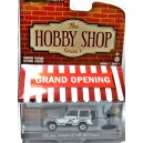 Greenlight Hobby Shop - 1991 Mail Carrier Jeep Wrangler