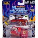Maisto - The Original Muscle Machines Series - 1955 Chevy Bridgetown Shop Truck