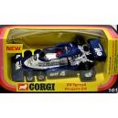 Corgi (162-B-1) Tyrrell P34 Race Car First National City Bank
