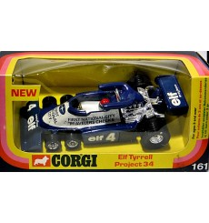 Corgi (161-B-1) Tyrrell P34 Race Car First National City Bank