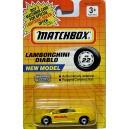 Matchbox Lamborghini Diablo