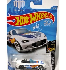 Hot Wheels - Mad Mike Mazda MX-5 Miata
