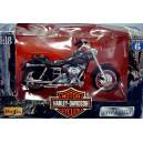 Maisto Harley Davidson Series 6 - 1999 FXDL Dyna Low Rider