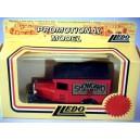 Lledo Promo Model - Ford Model A Van - Showgard Mounts