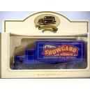 Lledo Promo Model - 1937 Scammell 6 Wheeler - Showgard Mounts