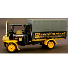 Lledo Promo Model 1930 Foden Steam Wagon - Showgard Stamps