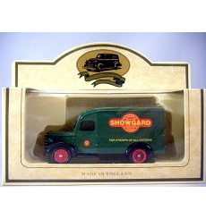 Lledo Promo Model - 1950 Bedford CWT Delivery Truck - Showgard Mounts