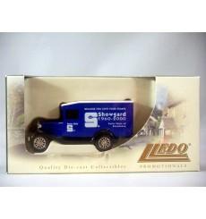 Lledo Promo Models - 1934 Ford Model A Van 40th Anniversary Showgard Mounts