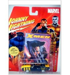 Johnny Lightning Marvel X-men 1971 Pontiac GTO Judge