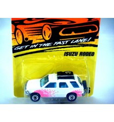 Matchbox Isuzu Rodeo Power Parts 4x4 (US Var)
