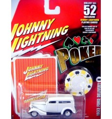 Johnny Lightning 1933 Ford Sedan Delivery Van