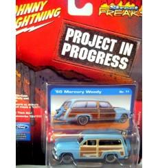 Johnny Lightning 1950's Mercury Woody Station Wagon