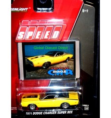 Greenlight Speed Channel Series 1971 Dodge Charger Super Bee