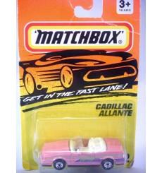Matchbox Cadillac Allante Convertible