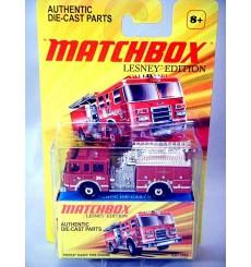 Matchbox Superfast Lesney Edition Pierce Dash Fire Truck