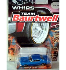 Hot Wheels Whips - Team Baurtwell - Old School Buick Riviera