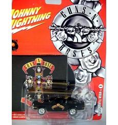 Johnny Lightning Rock Art Guns N Roses 1971 Chevy Vega