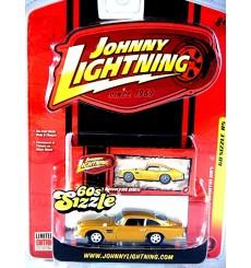 Johnny Lightning 60's Sizzle - 1964 Aston Martin DB5