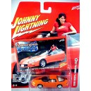 Johnny Lightning Amercian Beauties 1999 Chevrolet Camaro SS Coupe