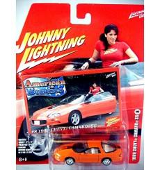 Johnny Lightning Amercian Beauties 1999 Chevrolet Camaro SS Coupe