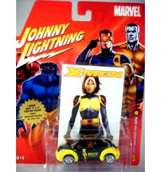 Johnny Lightning Marvel X-Men Rogue Volkswagen Beetle