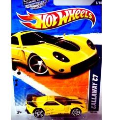 Hot Wheels Callaway C7 Supercar
