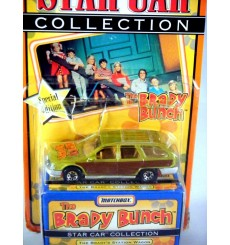 Matchbox Star Cars - Brady Bunch Mercury Sable Station Wagon