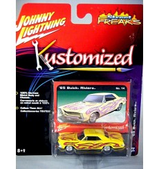 Johnny Lightning Street Freaks - Kustomized - 1965 Buick Riviera