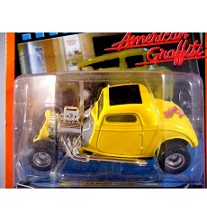 Matchbox Star Cars American Graffiti 33 Ford Coupe