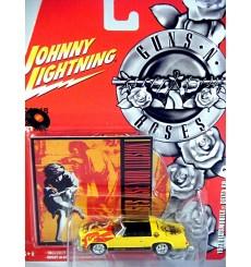Johnny Lightning Rock Art - Guns N Roses 77 Oldsmobile Delta 88