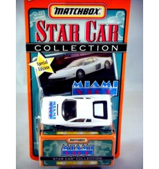 Matchbox Star Cars Miami Vice Ferrari Testarossa