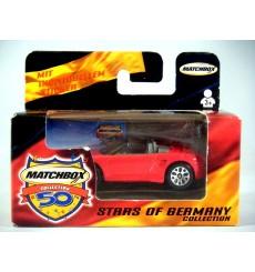 Matchbox Stars of Germany Porsche Boxster
