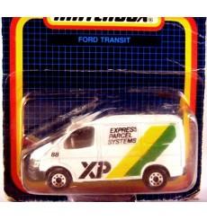 Matchbox Ford Transit XP Parcel System Van (Euro Blister)