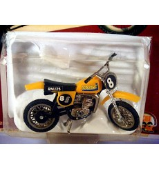 Zee Toys Rough Rider Series Motorcycle - Suzuki RM125 Dirt Bike