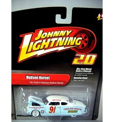 Johnny Lightning 2.0 Series - Tim Flock's Fabulous Hudson Hornet NASCAR Stock Car